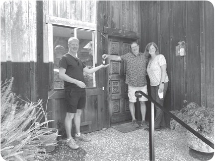 Coming full circle: New owners at  Indian Springs Ranch